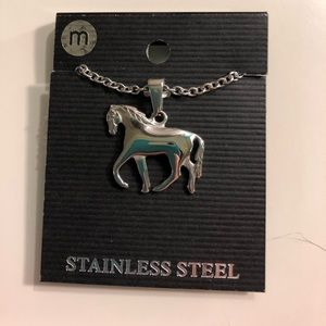 Jewelry - Horse Necklace